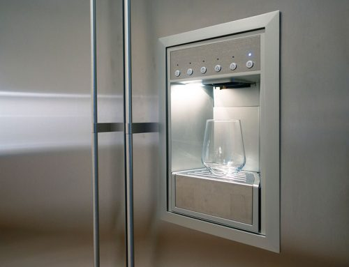 How To Clean A Fridge Water Dispenser
