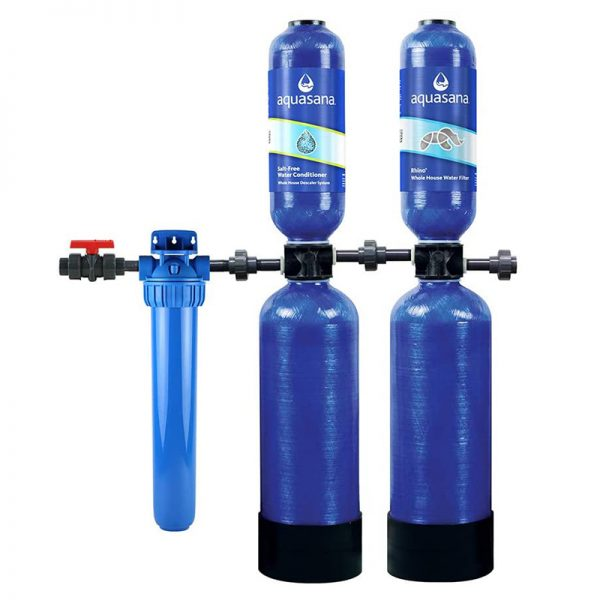 Aquasana Rhino Whole House Water SimplySoft Filtration System