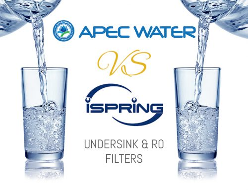 APEC Water Vs iSpring Undersink and Reverse Osmosis (RO) Water Filters
