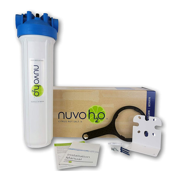 Nuvo Manor Water Softener System